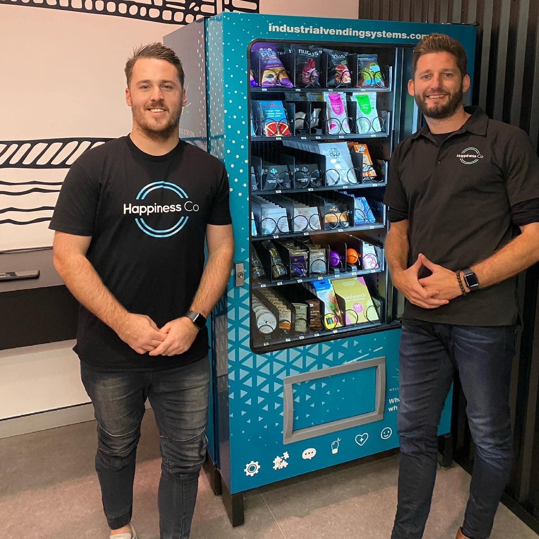 Wellness Vending Stations image